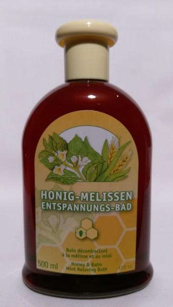Honig Melisse Entspannungs Bad